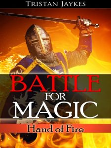 The Battle for Magic: Hand of Fire