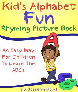 Kids Alphabet FUN: Rhyming Picture Book