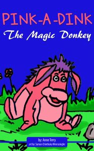 Pink-A-Dink The Magic Donkey