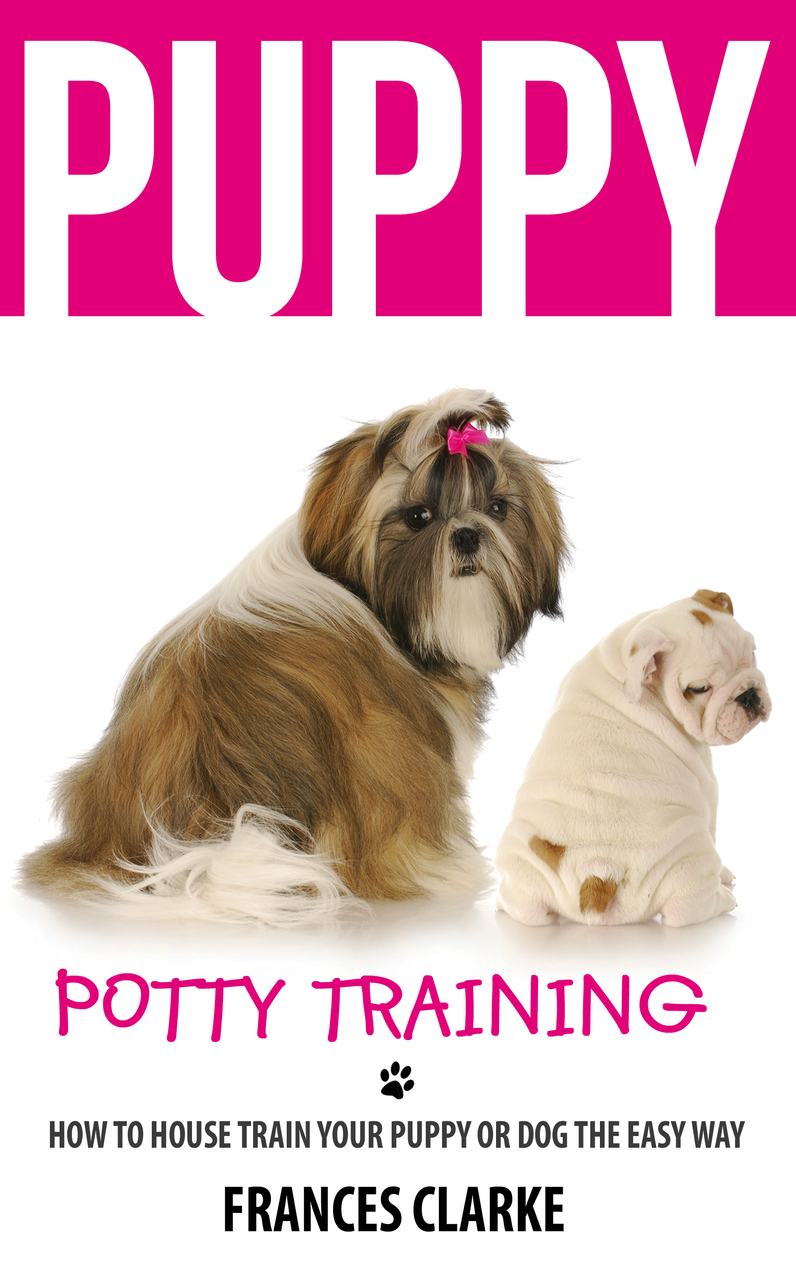 Process essay how to potty train a dog