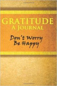 Gratitude: A Journal (Gold 6 x9)