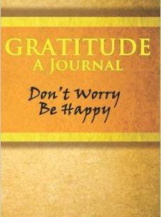 Gratitude: A Journal (Gold 6 x9)