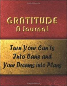 Gratitude: A Journal (Burgundy 8.5 x 11)