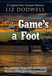 The Game's a Foot (Book 4): A Captain Finn Treasure Mystery