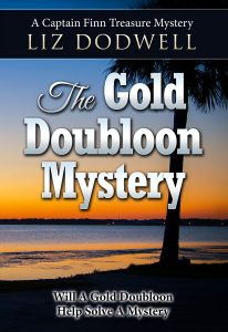 The Gold Doubloon Mystery (Book 3): A Captain Finn Treasure Mystery