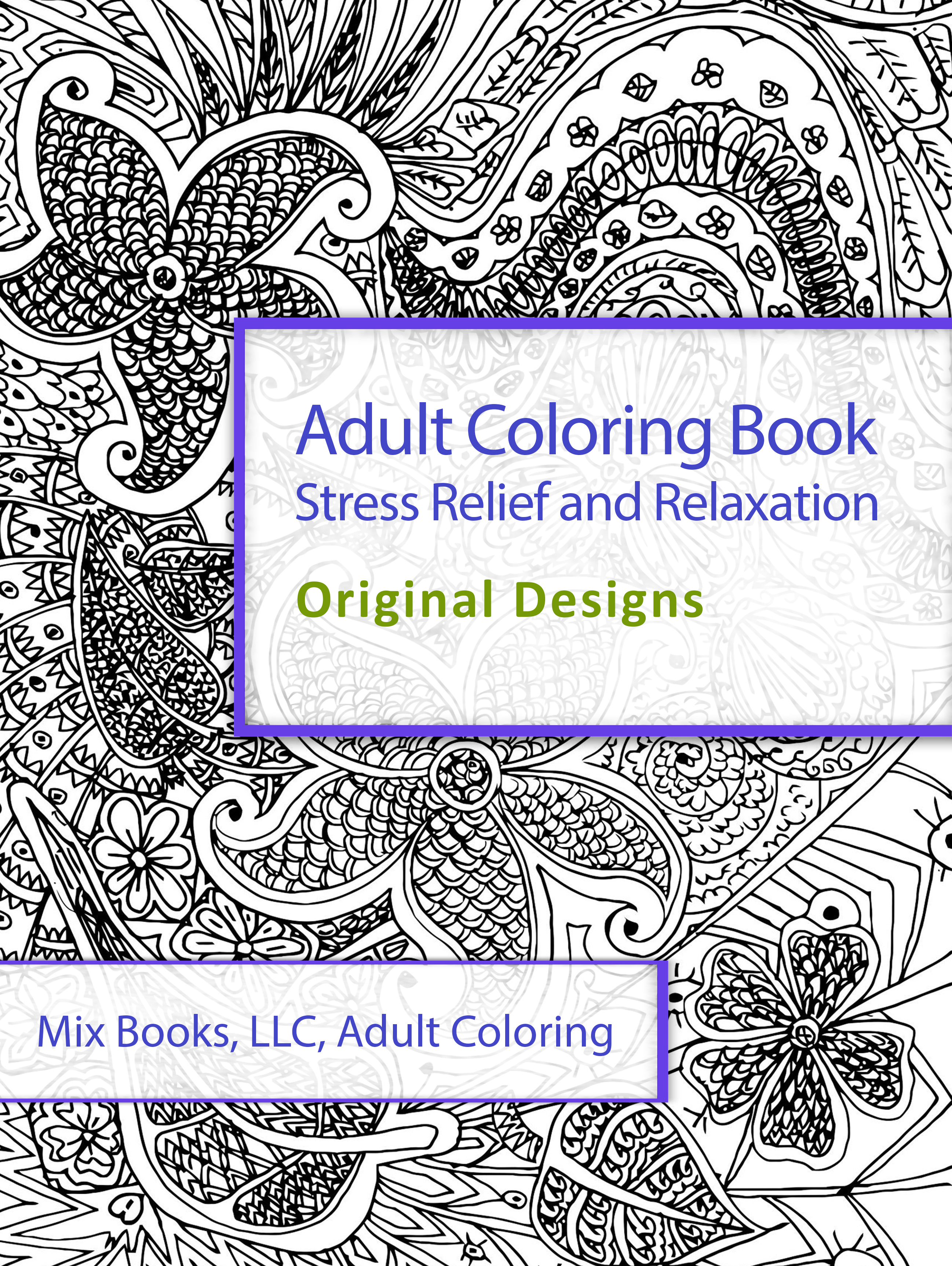 Coloring books for adults stress relief - Coloring Books For Adults Stress Relief 51