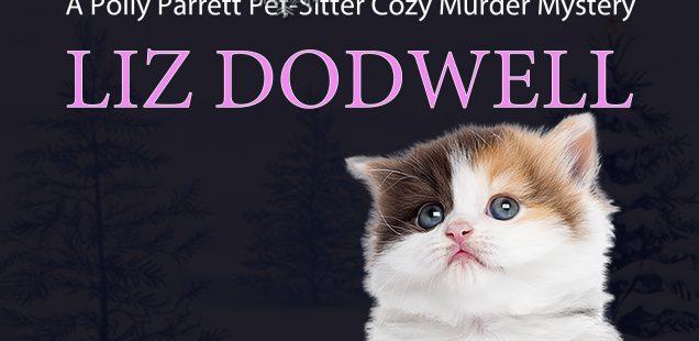 The Christmas Kitten: A Polly Parrett Pet-Sitter Cozy Murder Mystery Book 2