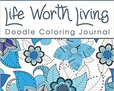 Doodle Coloring Journal